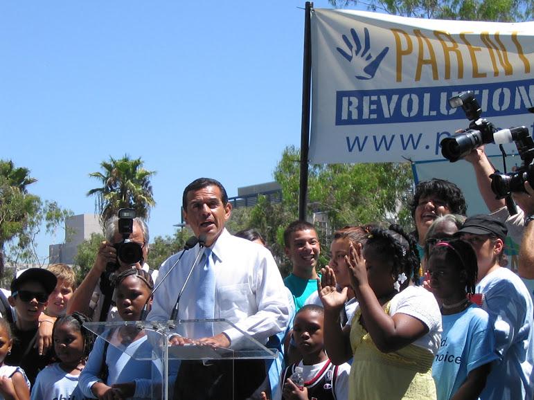 Villaraigosa: The Myth of The Progressive Mayor