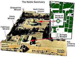 Israeli Police Storm Jerusalem's Holiest Site