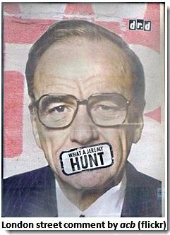 Murdoch Watch – the Kiss of Death