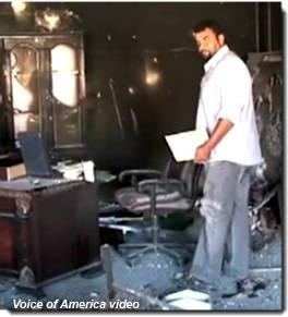 Smoking Guns – War Crimes in Libya